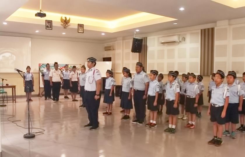 Junior Camp Boys' Brigade