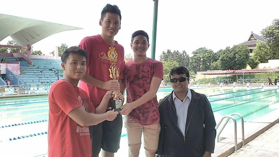 Juara Umum 1 kejuaran Renang Walikota Cup 2016