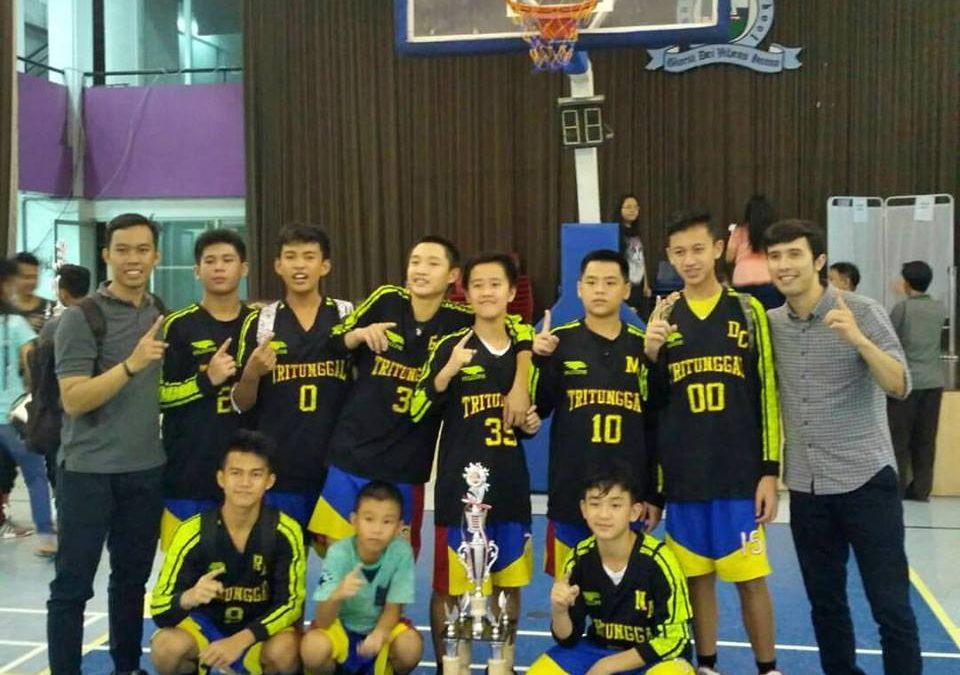 Juara 1 BBS Cup