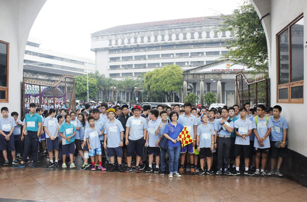 Fun Run Boys' Brigade