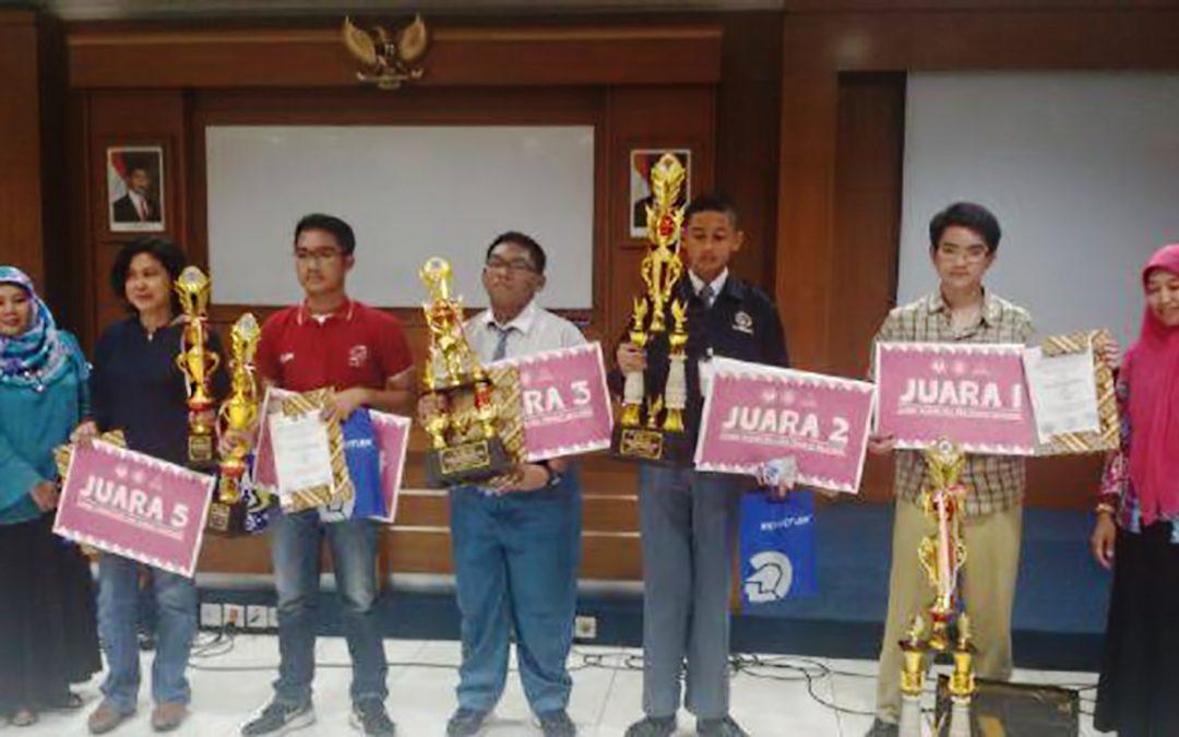 Keberhasilan Meraih Prestasi dalam Lomba