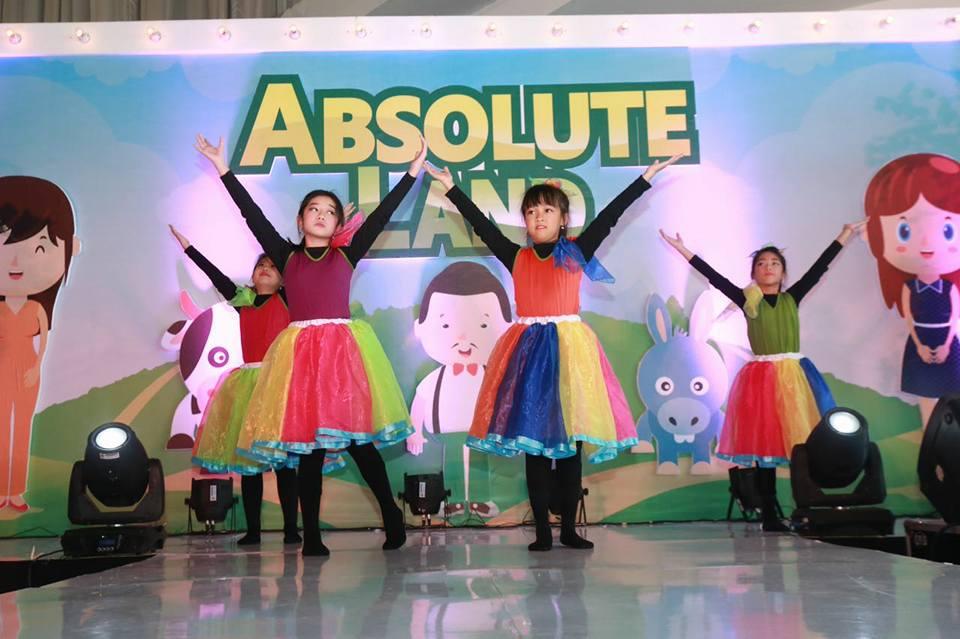 Sekolah Kristen Tritunggal dalam Absolute Land Expo