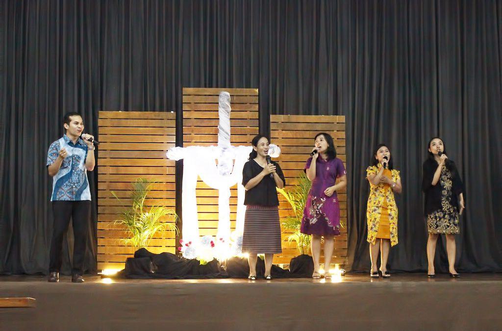 Paskah Keluarga Besar Guru & Staff Sekolah Kristen Tritunggal