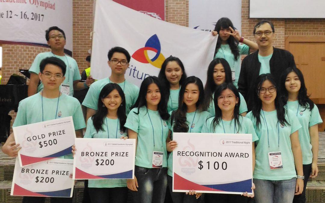 Global Youth Forum dan Global Academic Olmpiad