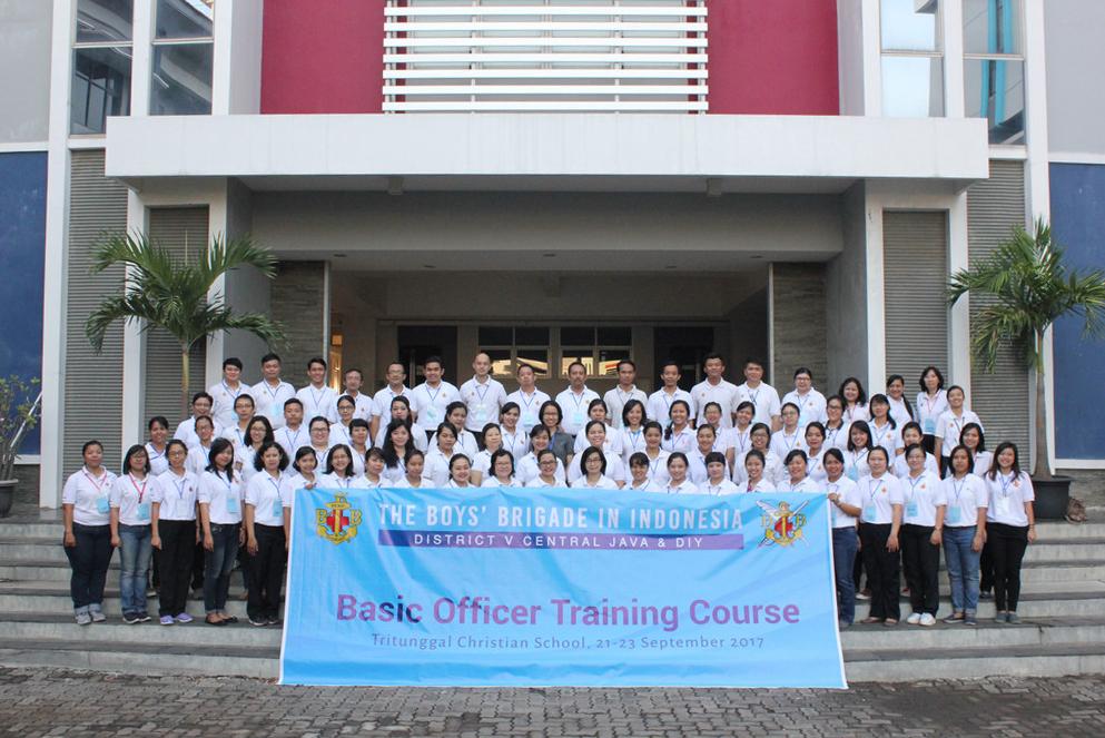 The Boys's Brigade Basic Official Training Camp