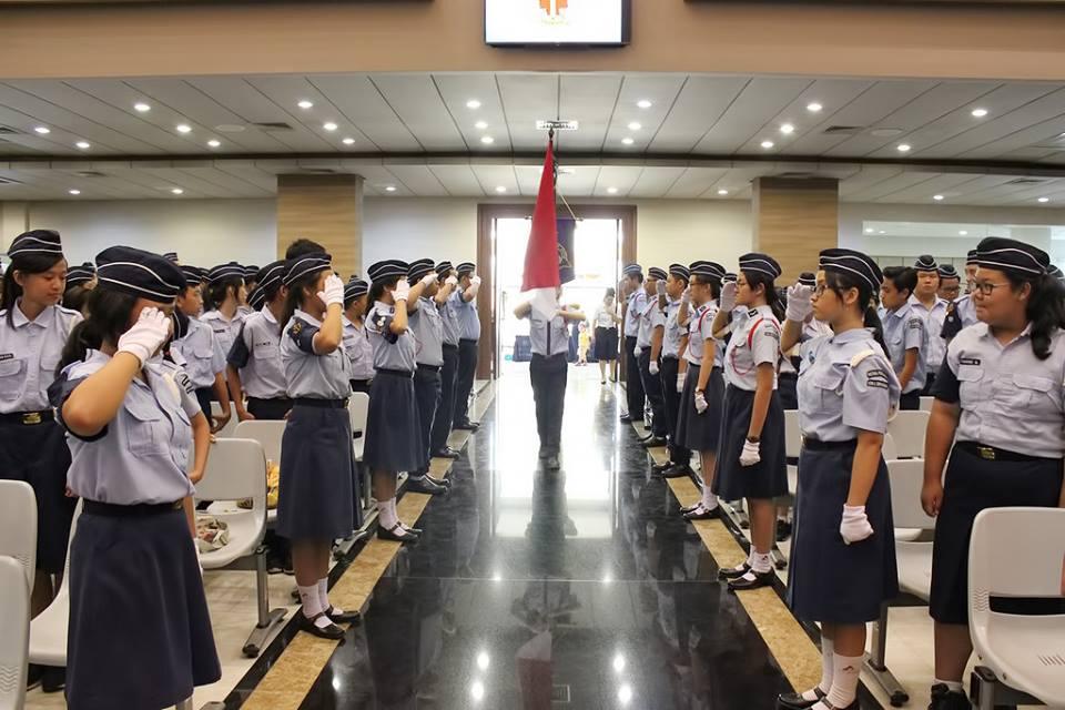 The Boys' Brigade 1st Semarang Company Enrollment 2017
