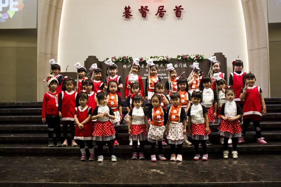 Natal TK Kristen Tritunggal