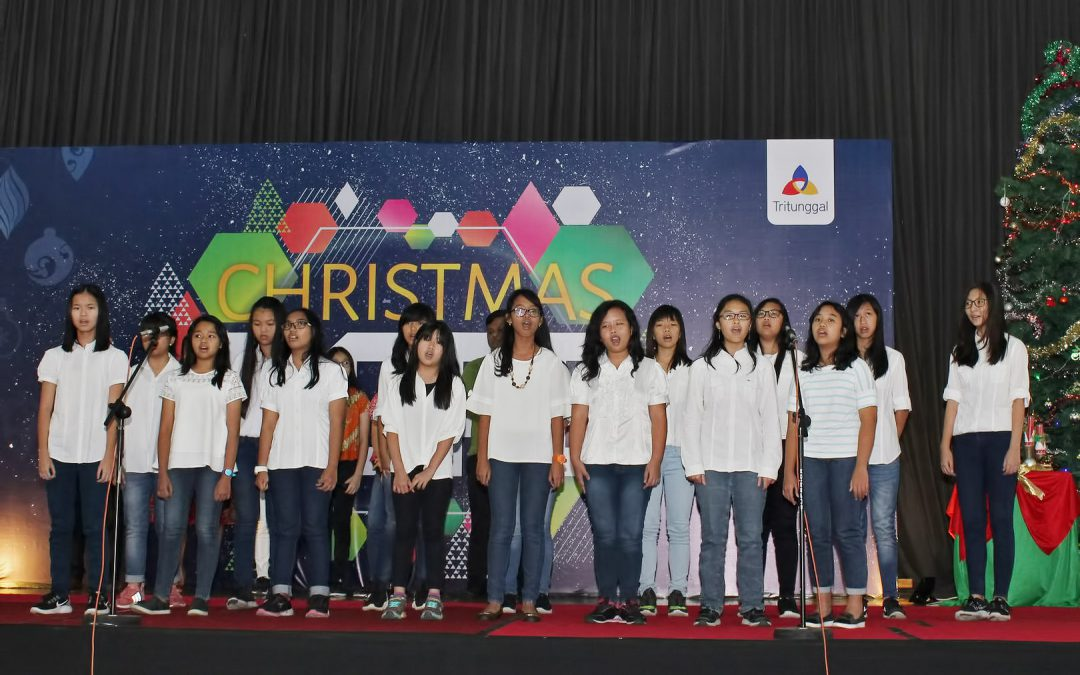 Natal SMP Kristen Tritunggal