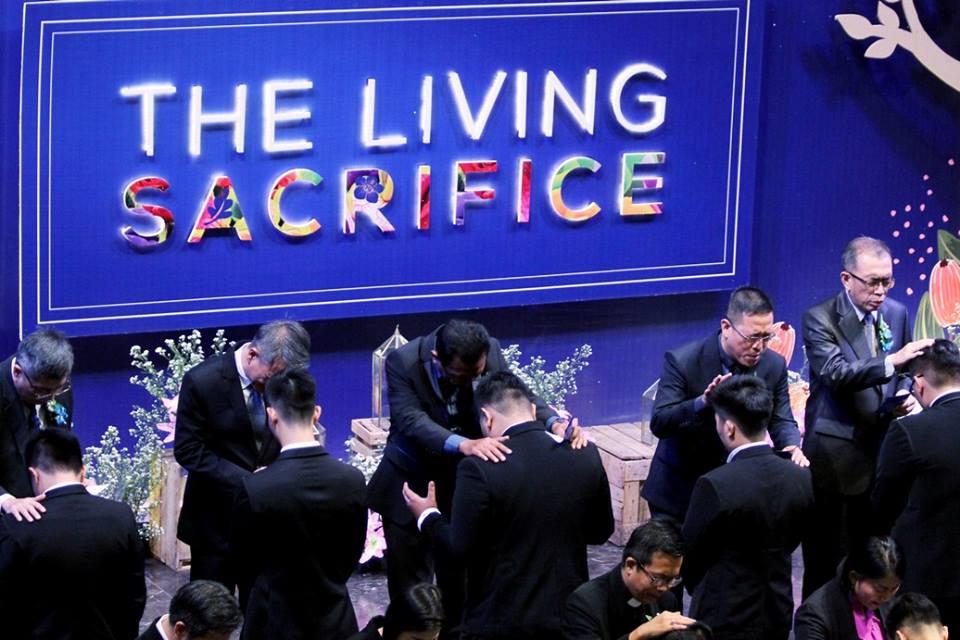 Dedication Night SMA Kristen Tritunggal