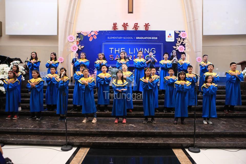 SD (Stadion & Madukoro) Graduation 2018