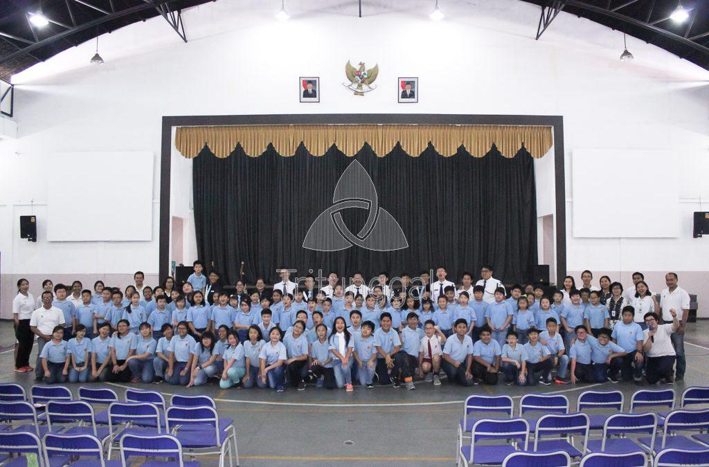 Kunjungan The Boys' Brigade 4th Kajang Company, Malaysia