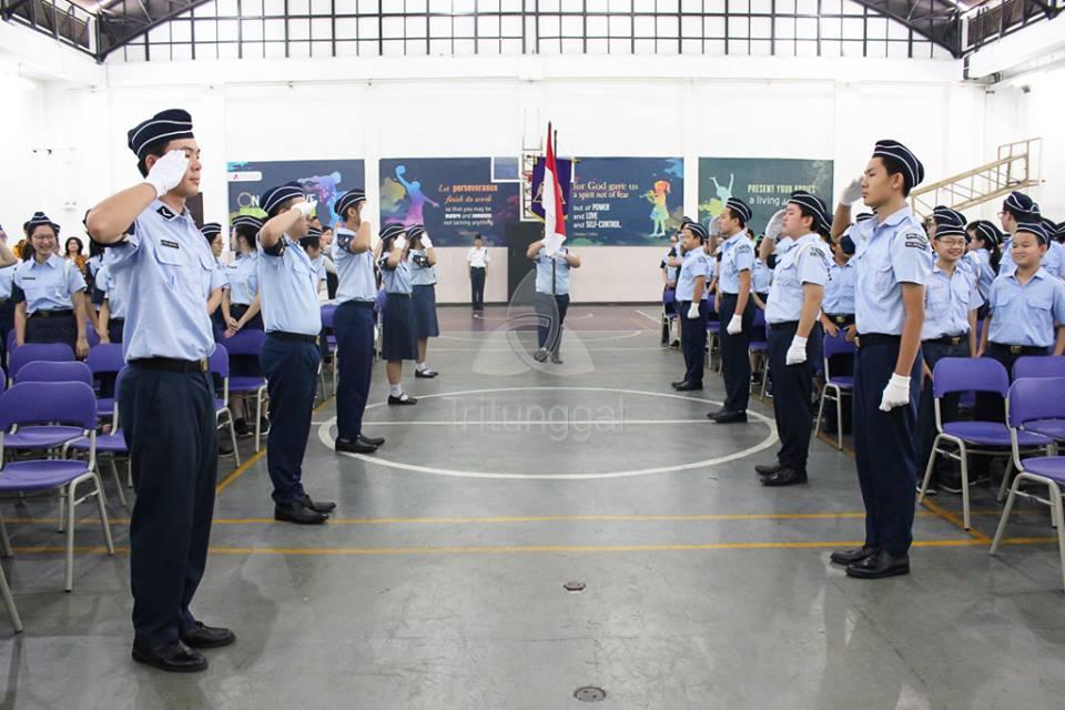 Boys' Brigade Enrollment (SMP-SMA)