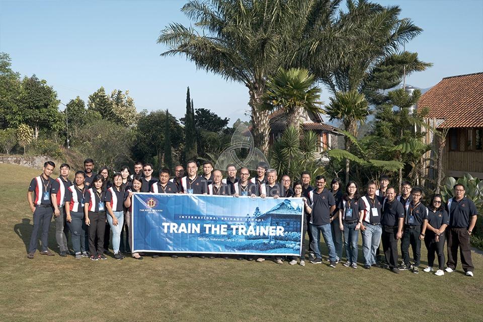 Train The Trainer Boys' Brigade Asia