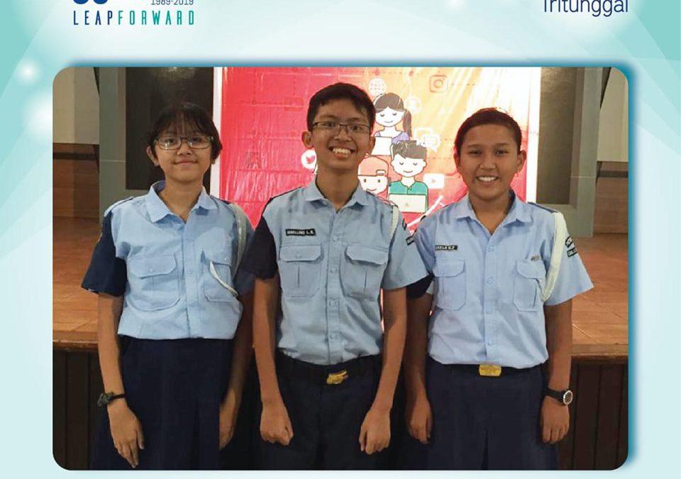 Tim Sekolah Kristen Tritunggal yang Berprestasi