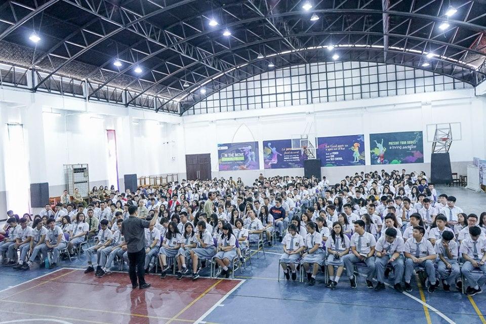 Seminar Apologetika Sekolah Kristen Tritunggal