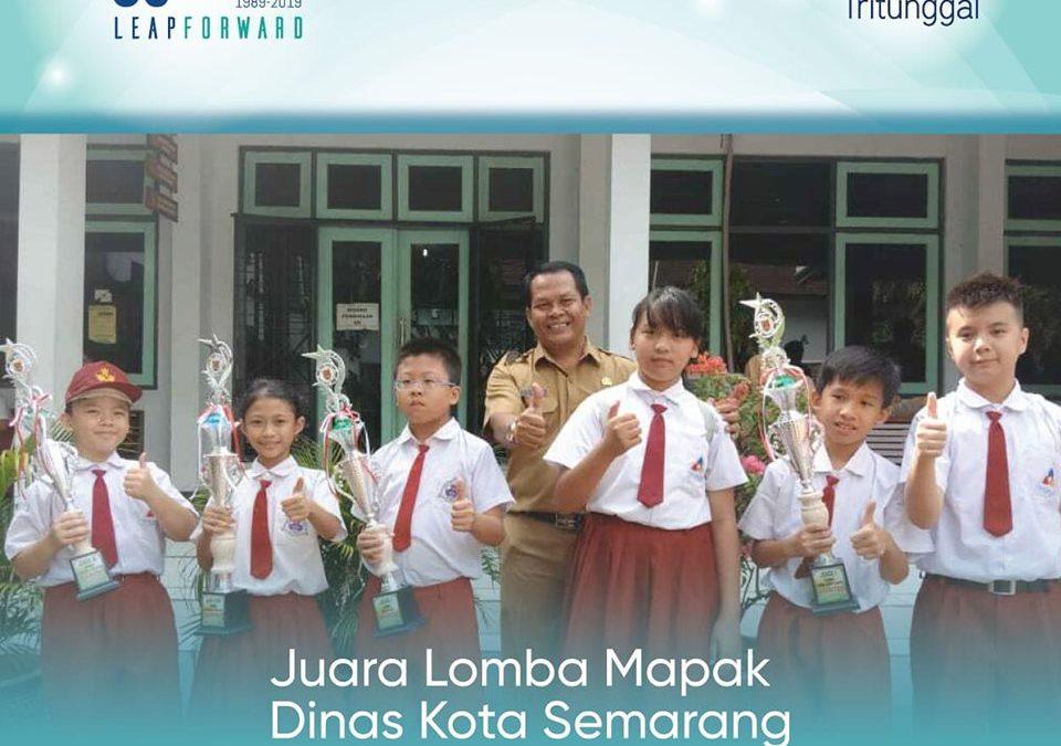 Berprestasi dalam Lomba MAPAK Dinas Pendidikan Kota Semarang