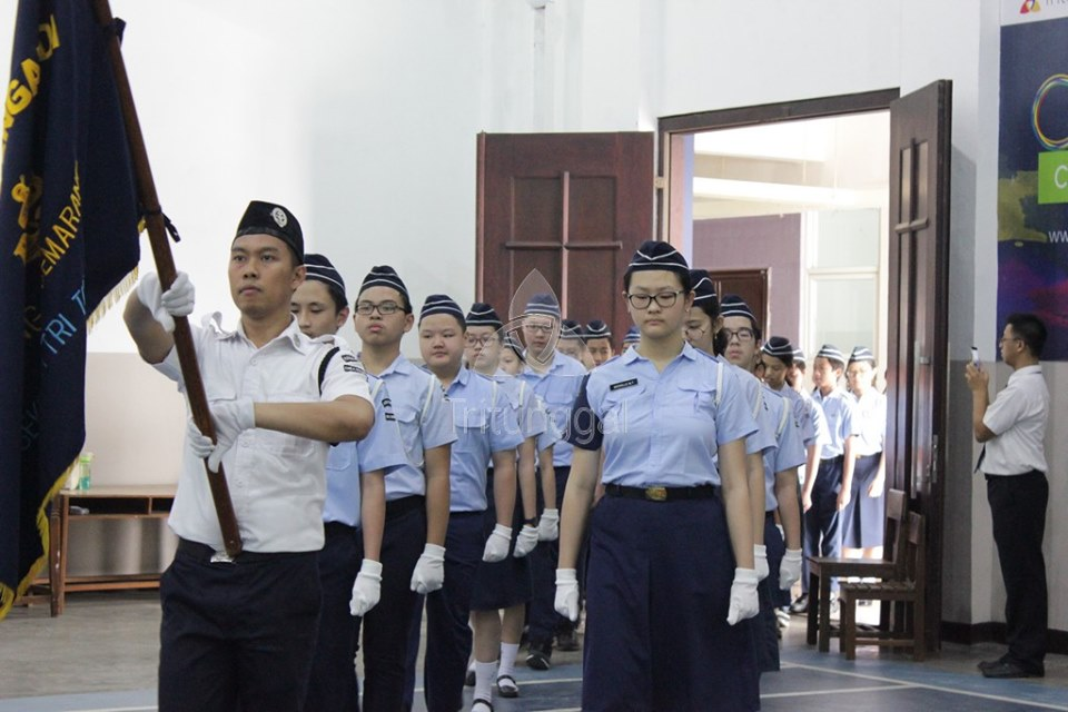 Boys' Brigade Enrollment