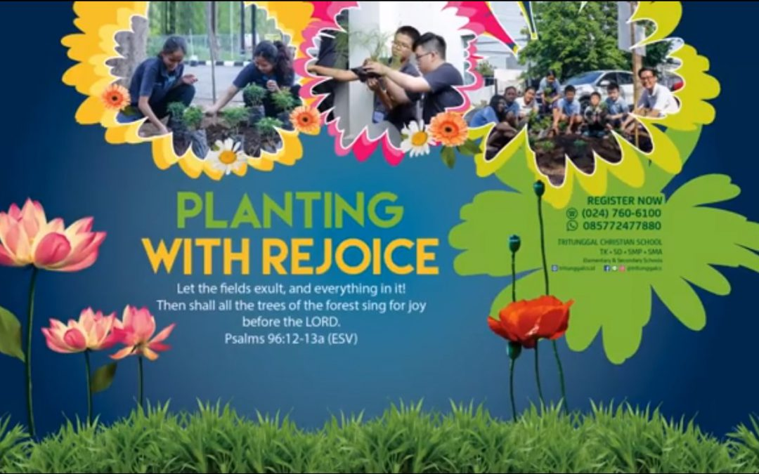 Planting with Rejoice