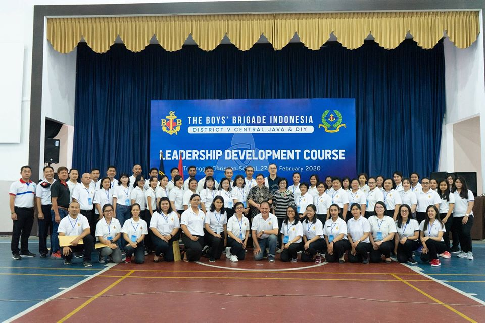 Basic Officer Training Course 2020