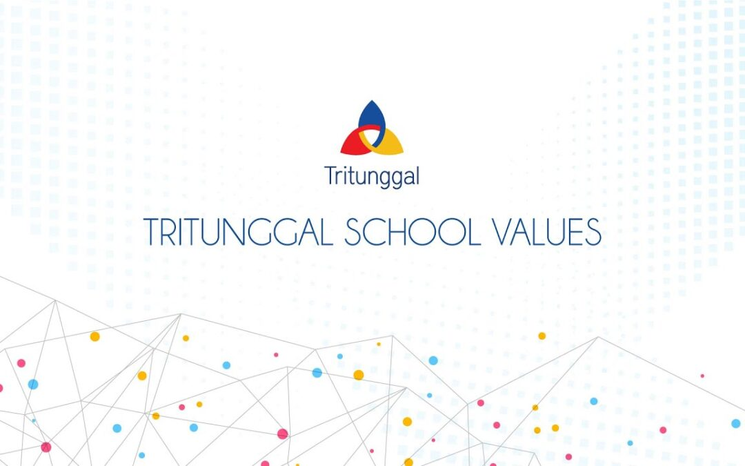 Tritunggal School Values