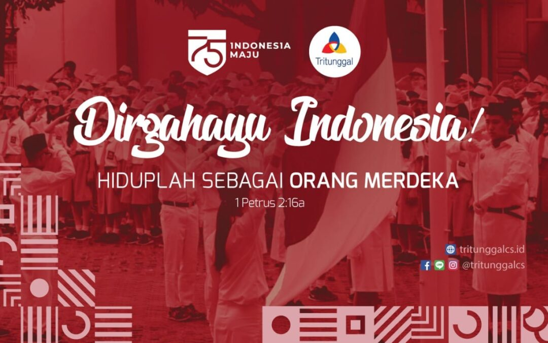 Peringatan HUT ke-75 Kemerdekaan Republik Indonesia