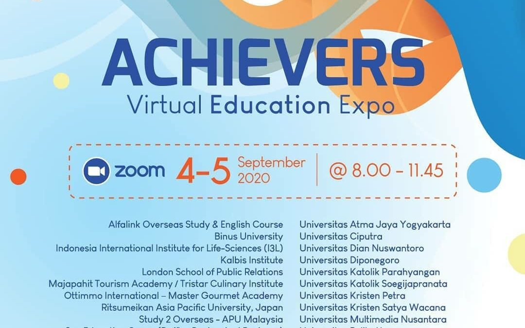 ACHIEVERS Virtual Education Expo