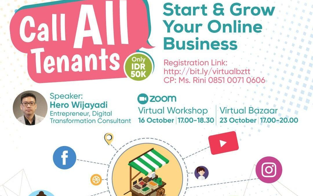 "Virtual Bazaar ""October Fest"""