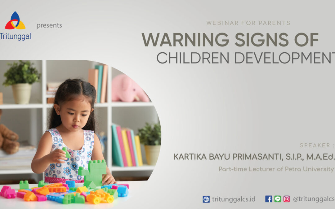 Webinar for Parents: Warning Signs of Children Development