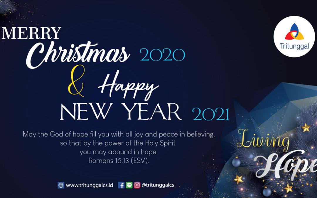 Selamat Natal 2020 dan Tahun Baru 2021
