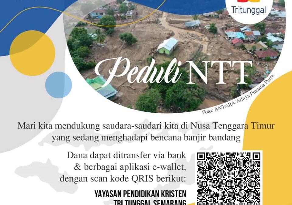 """Gerakan """"Peduli NTT"""""""