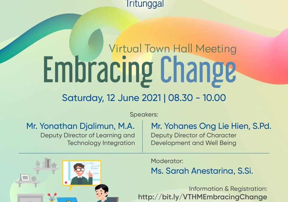 Virtual Town Hall Meeting (VTHM): Embracing Change
