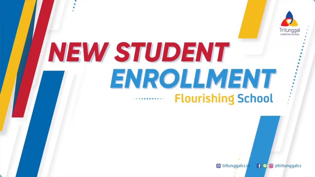 New Student Enrollment Immersion Program